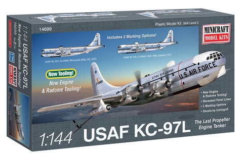 14699 1/144 KC97L USAF w/2 marking options