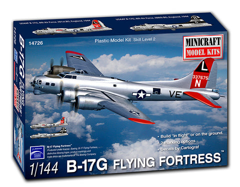 "14726 1/144  B-17G ""Flying Fortress"""