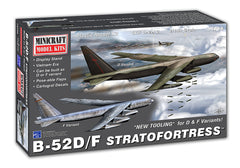 14734 B-52D/F Stratofortress   New Tooling!  Includes Clear Display Stand!