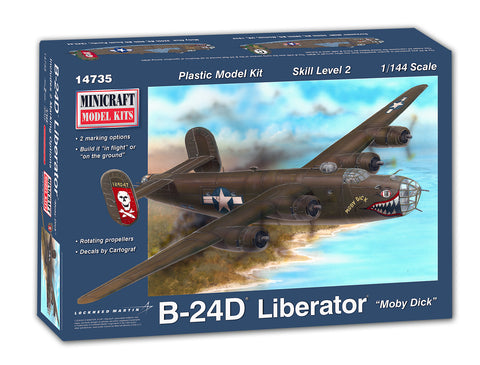"14735 1/144 B-24D ""Moby Dick"""
