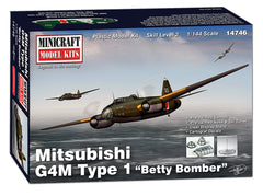 "14746 1/144 Mitsubishi G4M Type 1 ""Betty Bomber"""