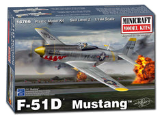"14766  F-51D ""Mustang"" 1/144 Scale"