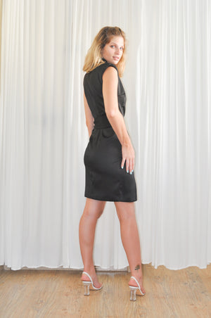 Berlin dress | BLACK