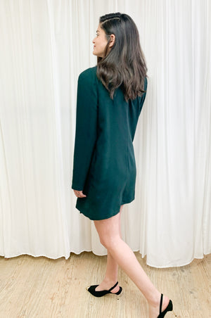 Miley dress | GREEN