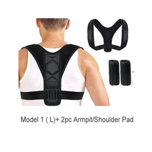 Load image into Gallery viewer, Back Brace Support Belt (Posture Corrector)