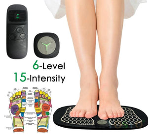 Ultimate EMS Foot Massager (Remote control)