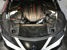 Load image into Gallery viewer, EVO2300 - Evolution Roto-Molded Air Intake System W/ SuperNano-Web Dry Air Filter For The 2020 Toyota GR Supra L6-3.0L Turbo