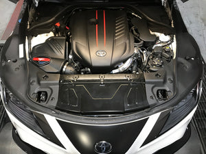 EVO2300 - Evolution Roto-Molded Air Intake System W/ SuperNano-Web Dry Air Filter For The 2020 Toyota GR Supra L6-3.0L Turbo