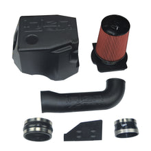 Load image into Gallery viewer, EVO5008C - Evolution Roto-Molded Air Intake System W/ 8-Layer Oiled Cotton Gauze Air Filter For The 2012-2017 Jeep Wrangler V6-3.6L