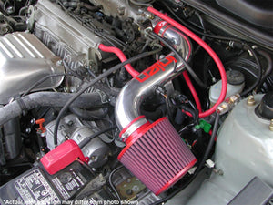 IS2020BLK - Injen Technology IS Short Ram Air Intake System With SuperNano-Web Dry Air Filter