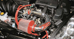 IS2035P - Injen Technology IS Short Ram Air Intake System With SuperNano-Web Dry Air Filter