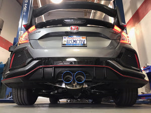 SES1582TT - Injen Technology Stainless Steel Cat-Back Exhaust System