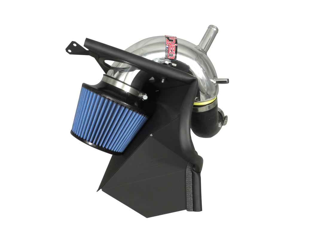 SP1387P - Injen Technology SP Short Ram Intake System With SuperNano-Web Dry Air Filter