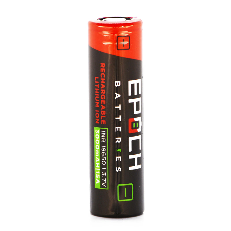 Epoch 18650 3000mAh 15A Battery