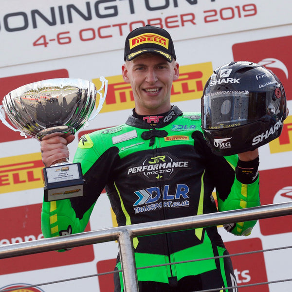 CBD Athlete Ben Luxton BSB Superstock 600