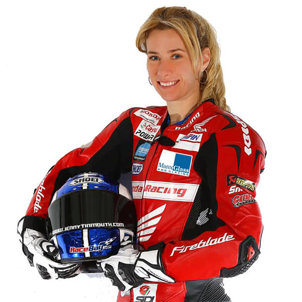 CBD Athlete Superstock 1000 BSB Jenny Tinmouth