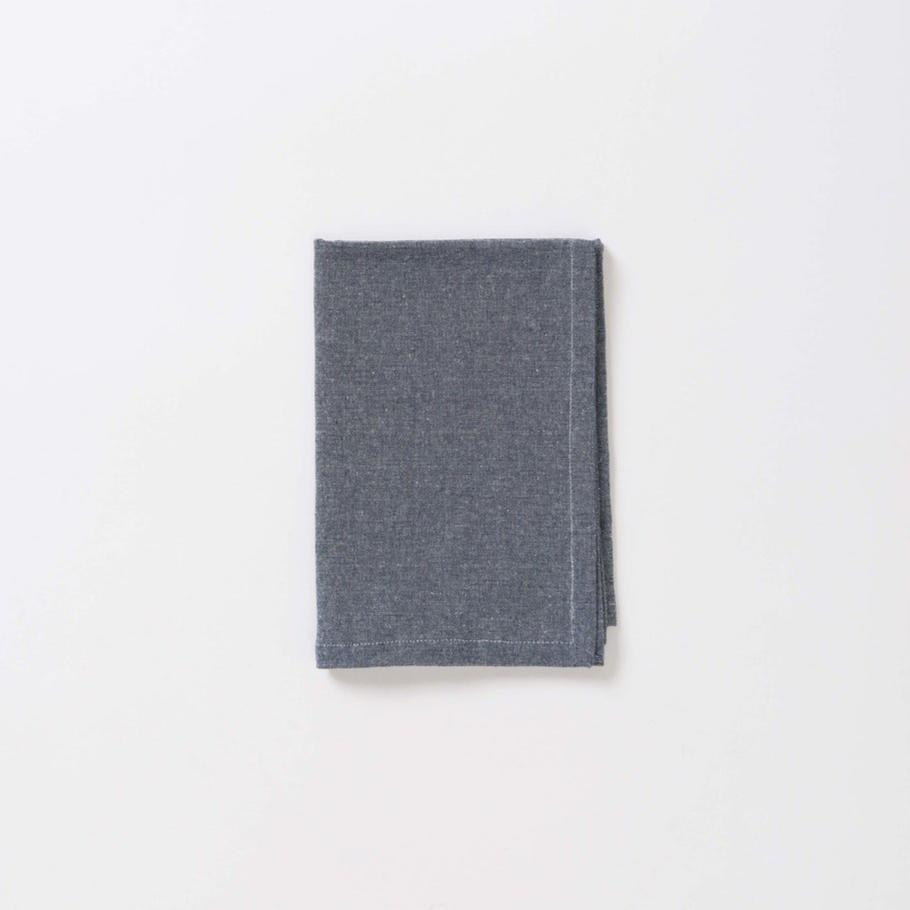 Classic Tea Towel - Navy