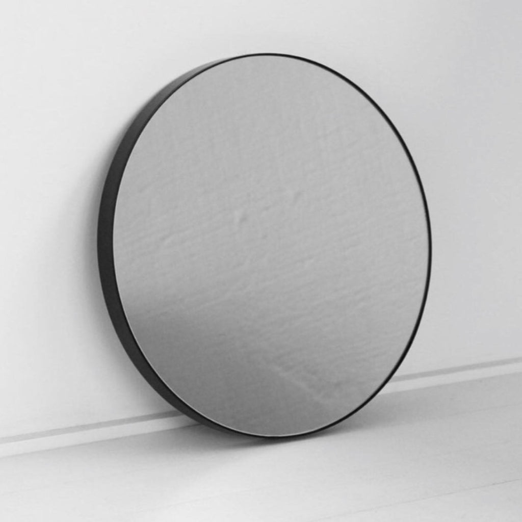 Black Frame Mirror - Small