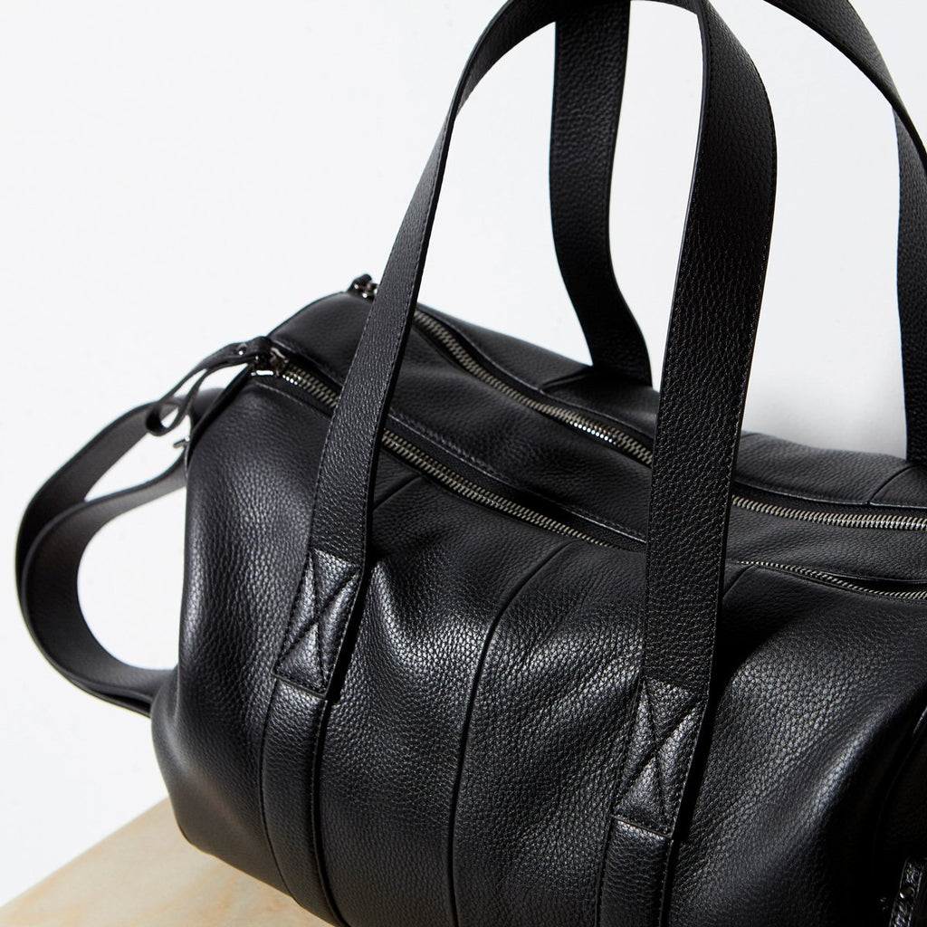 Deep End Bag - Black Gunmetal