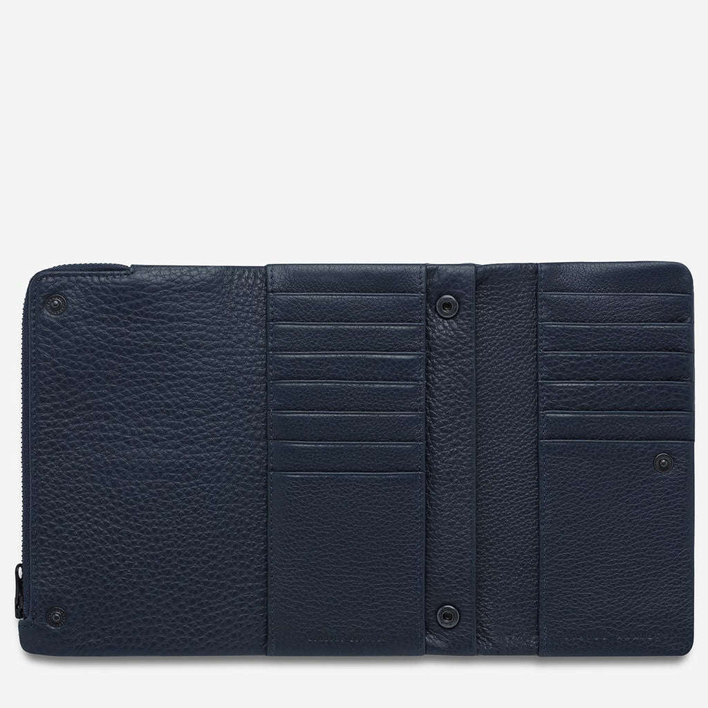 Audrey - Pebble Navy