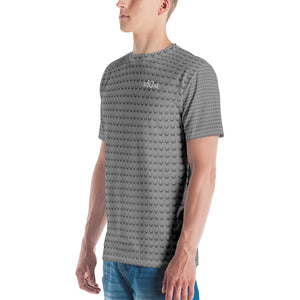 LEGO Studs. Grey.Men's T-shirt