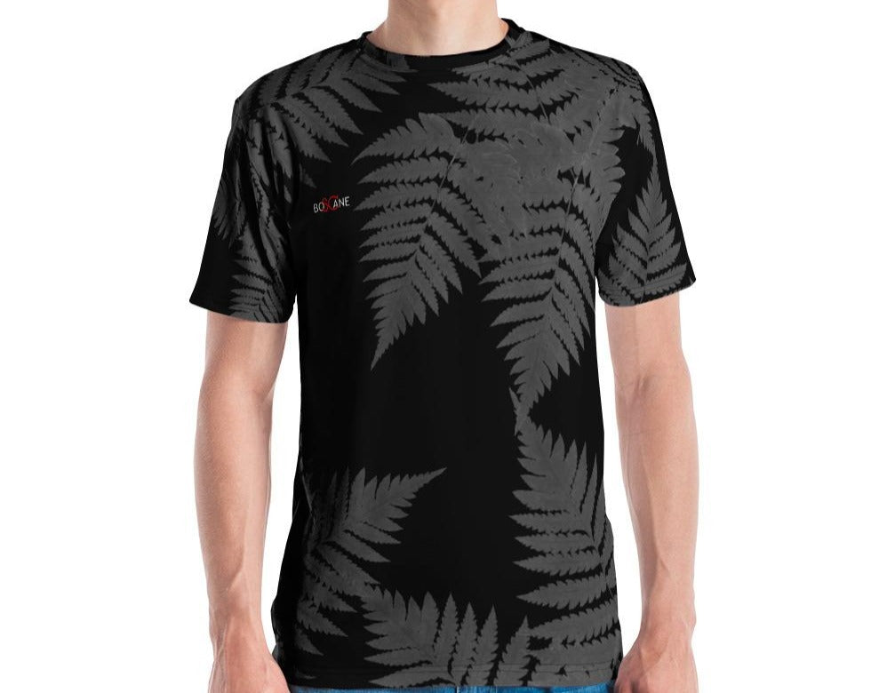 """Fossilized Ferns"". In 3 COLOR VARIANTS. Men's T-shirt"