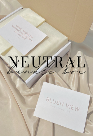 The Neutral Box