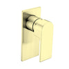 NERO BIANCA SHOWER MIXER Brushed Brass