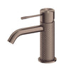 NERO - OPAL Basin Mixer Brushed Bronze