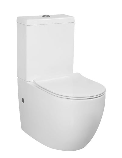MELA - FELLI Rimless Toilet Suite