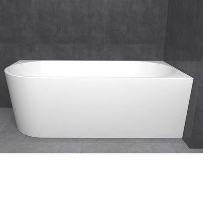 MELA - NOOK Free Standing Bath 1700mm - RIGHT