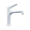 NERO - VICTOR Basin Mixer White