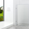 MELA Frameless Shower Panel 600mm