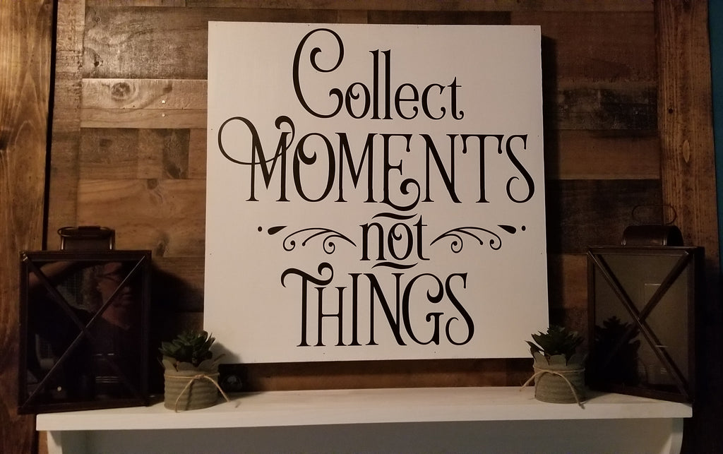 23 x 23 Wall Hanging Various sayings