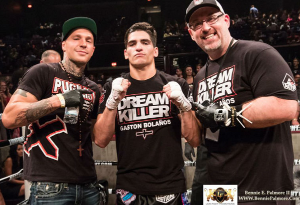 Lion Fight Title - Dream Come True For