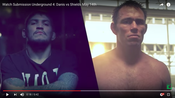 Jake Shields At Submission Underground 4