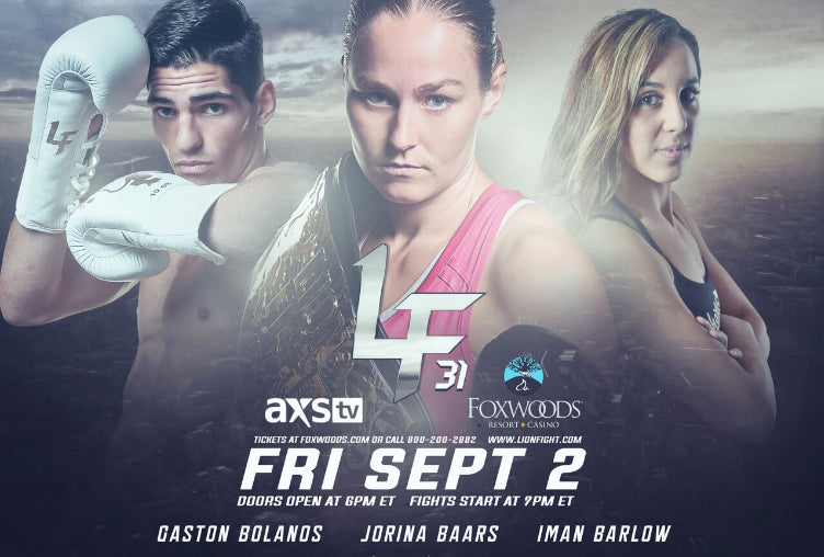 Lion Fight 31 Poster