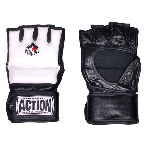 Action Amateur MMA Gloves