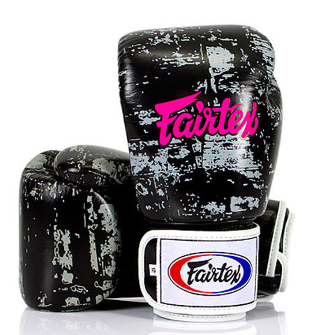 Fairtex Boxing Gloves - Dark Cloud Limited