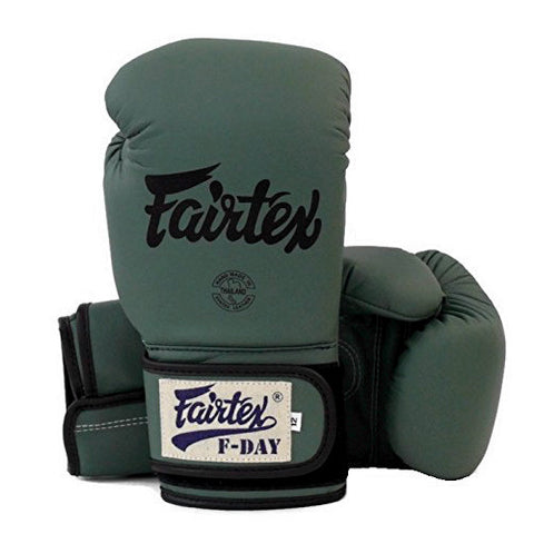 Fairtex Boxing Gloves F-Day Limited