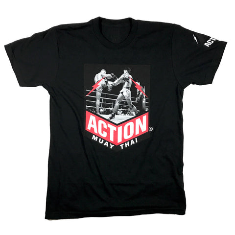 Action Thunder Kick T-Shirt