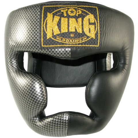 Top King Carbon Head Guard