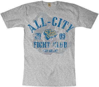 All City Fight Club T-Shirt