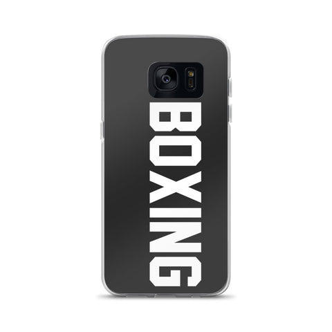 Boxing Samsung Case