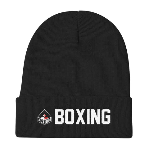 Boxing Beanie