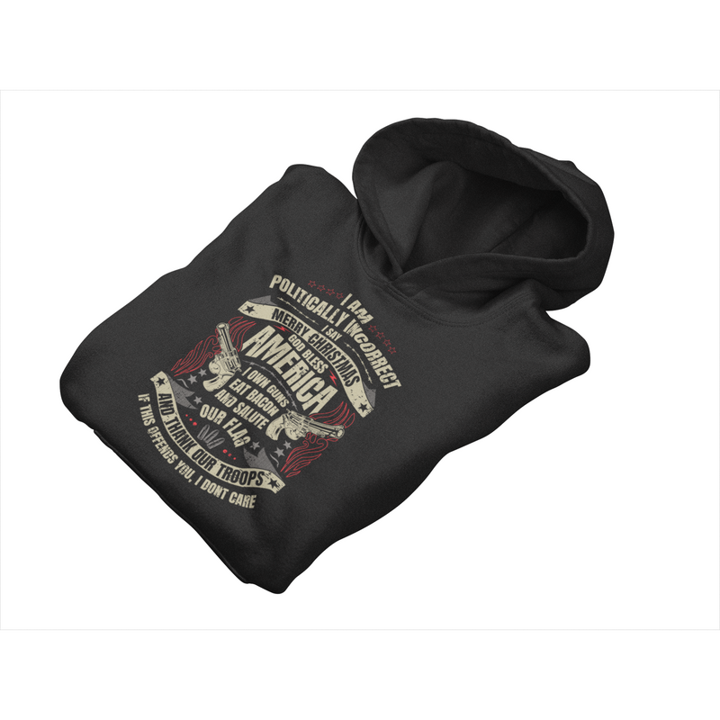USPatriotgear.com | Christmas Hooded Sweatshirt