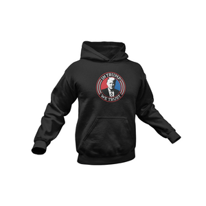 USPatriotgear.com | In Trump We Trust Hooded Sweatshirt