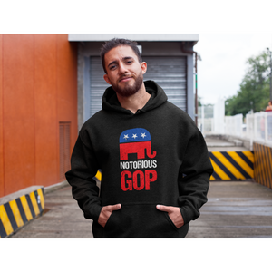 USPatriotgear.com | Notorious GOP Hooded Sweatshirt
