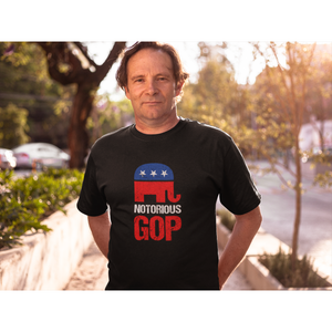 USPatriotgear.com | Notorious GOP T-Shirt