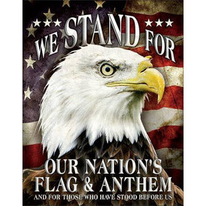 USPatriotgear.com | We Stand For Our Nation's Flag & Anthem
